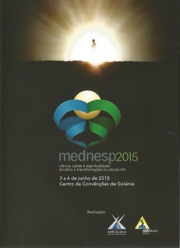 DVD Mednesp 2015 - mais que 20 unidades  - AME-BRASIL