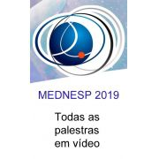 Palestras MEDNESP 2019 - Pacote completo
