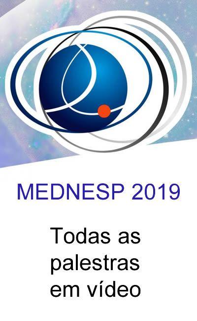 Palestras MEDNESP 2019 - Pacote completo  - AME-BRASIL