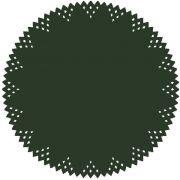 Kit 6 Sousplat de Papel Luxo - Pine Verde
