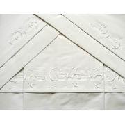 Roupa de Cama 250 fios Vettore branco