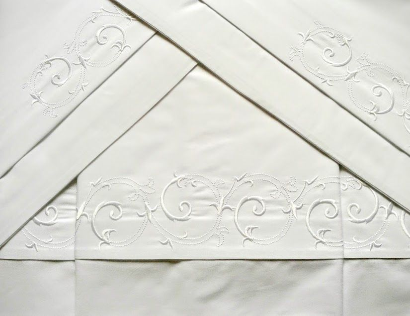 Roupa de Cama 250 fios Vettore branco  - Helô Reis Store