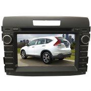 Central Multimidia CRV 2012 a 2017 GPS TV Digital + Espelhamento