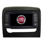 Central Multimidia Fiat Idea 2013 a 2016 GPS TV Digital PhoneLink