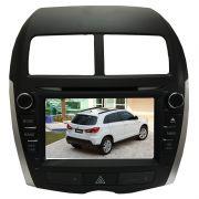 Central Multimidia ASX 2010 11 12 13 14 15 6 GPS TV Usb Sd Camera BT Espelhamento