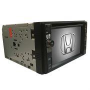 Central Multimidia Honda Fit 2003 a 2008 GPS TV Digital Espelhamento
