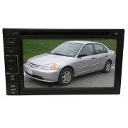 Central Multimidia Honda Civic 2001 a 2006 GPS TV Digital PhoneLink