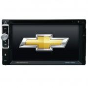 Central Multimidia Onix LT 2012 13 14 15 16 17 + 2 encostos + GPS TV  Camera Usb Sd BT Espelhamento
