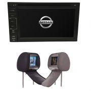 Central Multimidia PathFinder 2005 a 2013 GPS TV Digital + 1 encosto