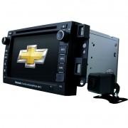 Central Multimidia Captiva Tv Digital Gps USB Espelhamento Camera Bluetooth