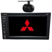 Central Multimidia Lancer 2016 TV GPS Camera BT Usb Sd Espelhamento