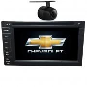 Central Multimidia Prisma 2013 a 2017 GPS TV Digital Espelhamento Camera Re USB Sd Card