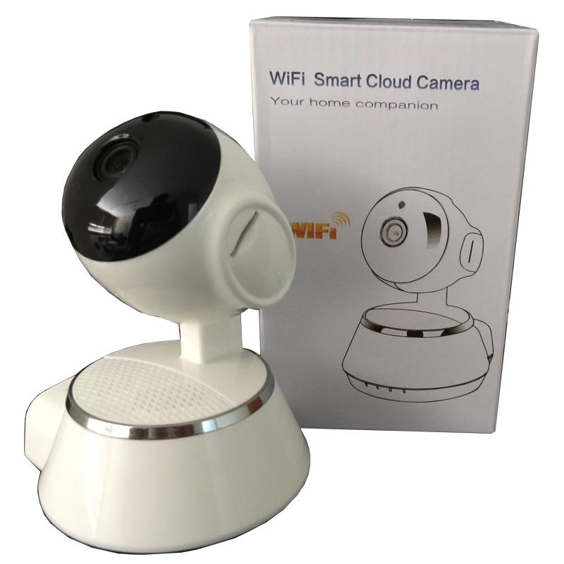 Camera Ip Wireless Visão Noturna Baba Eletronica  - MARGI PARTS
