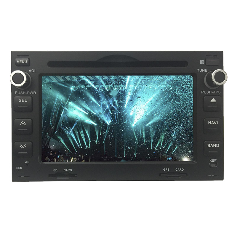 Central Multimidia Golf 2002 03 04 05 06 07 08 09 10 11 12 13  14 GPS TV Camera Espelhamento Usb Sd  - MARGI PARTS