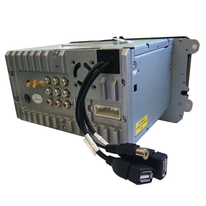 Central Multimídia Tiguan 2009 a 2017 GPS Tv Usb Camera  - MARGI PARTS