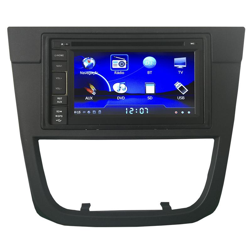 Central Multimidia Gol G5 GPS TV Camera BT Usb Sd Espelhamento  - MARGI PARTS