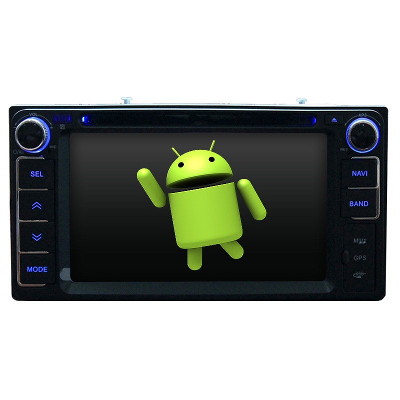 Central Multimidia  Android Hilux SW4 2006 07 08 09 10 11 Tv Gps USb Sd Camera Bluetooth   - MARGI PARTS