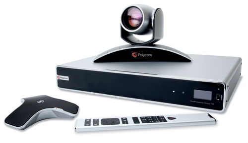 Polycom Group 700 - Hope Tech Telecomunicações