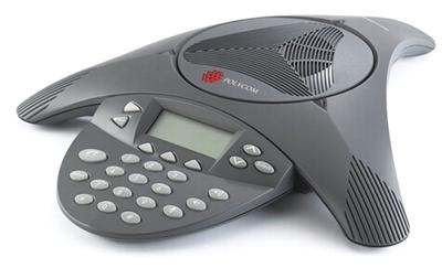 Soundstation 2 Com Visor Polycom 220V - Hope Tech Telecomunicações
