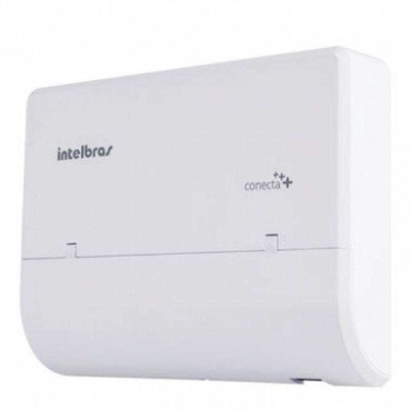 Central PABX Intelbras - Conecta Mais - até 2 linhas, 8 ramais e 5 ramais DECT - Hope Tech Telecomunicações
