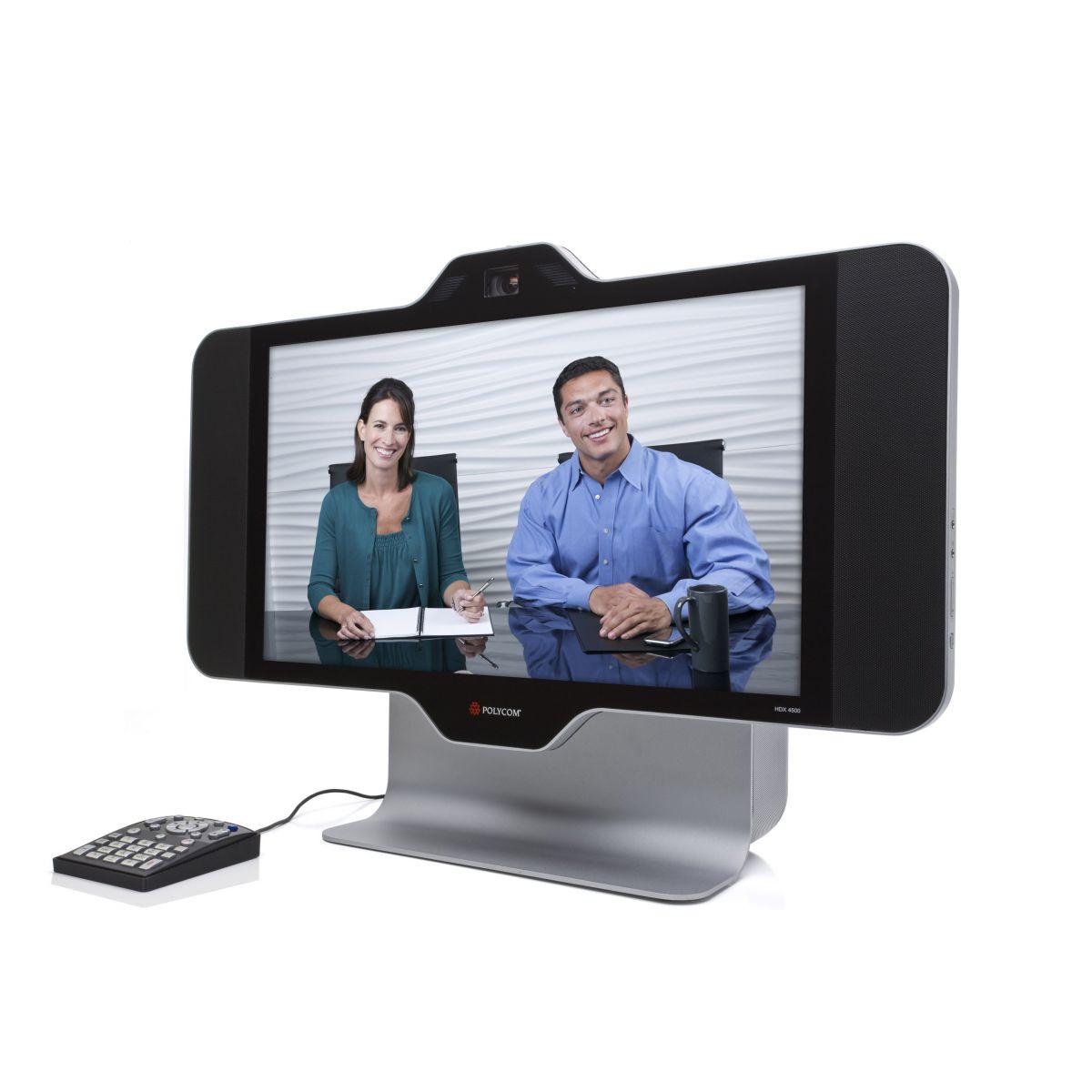 Polycom HDX 4500 - Hope Tech Telecomunicações