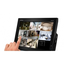 DVR Intelbras Combo Touch Screen Cvd 1008 - Hope Tech Telecomunicações