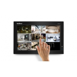 DVR Intelbras Combo Touch Screen Cvd 1004 - Hope Tech Telecomunicações