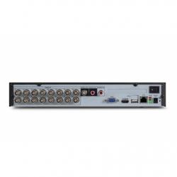 DVR Intelbras 16 canais Sata VD 3116 - Hope Tech Telecomunicações