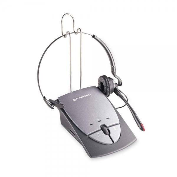 S-12 Amplificador C/ Headset - Hope Tech Telecomunicações