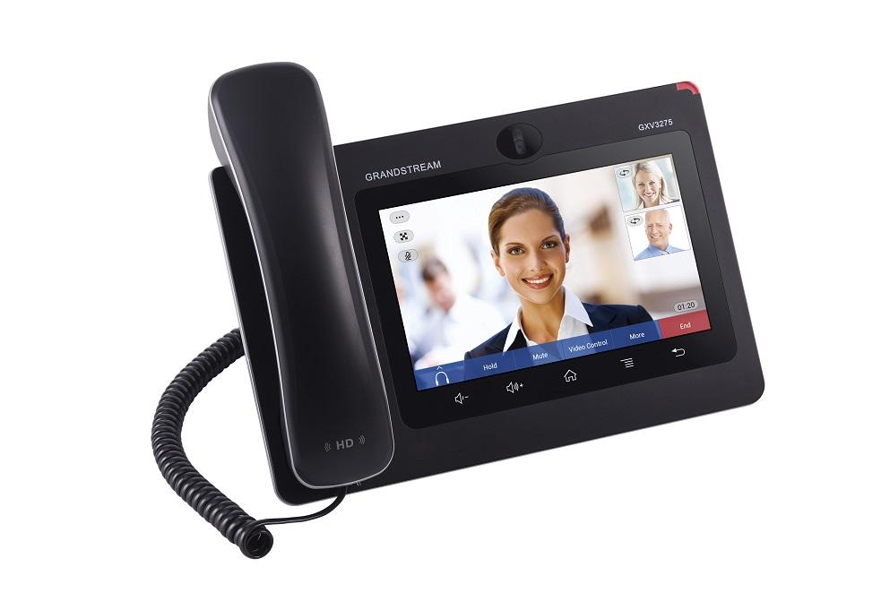 Telefone IP Grandstream GXV3275 - Hope Tech Telecomunicações