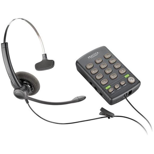 T-110 Ap. Telefônico com Headset - Hope Tech Telecomunicações