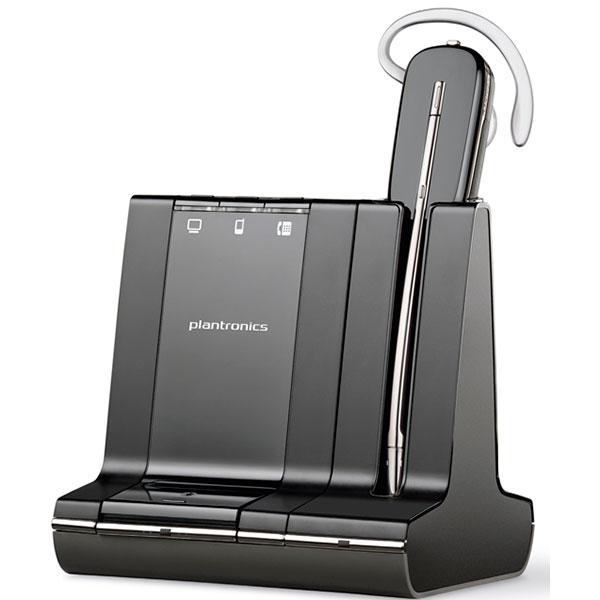 Headset Sem Fio Savi W740 - Hope Tech Telecomunicações
