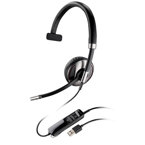 Blackwire C710 Headset USB - Hope Tech Telecomunicações