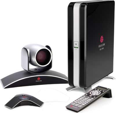 Polycom HDX 7000 - Hope Tech Telecomunicações