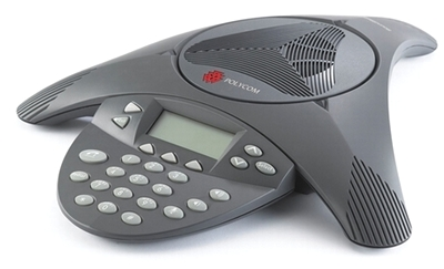 Soundstation 2 Com Visor Polycom 110V - Hope Tech Telecomunicações