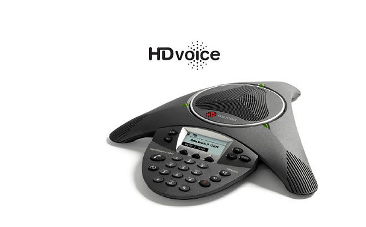 Áudio Conferência IP 6000 Polycom - Hope Tech Telecomunicações