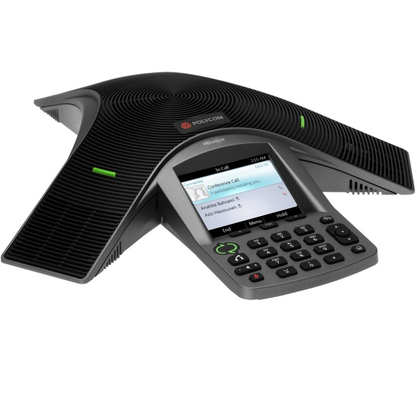 Audioconferência Cx3000 Com Id de Chamada Polycom