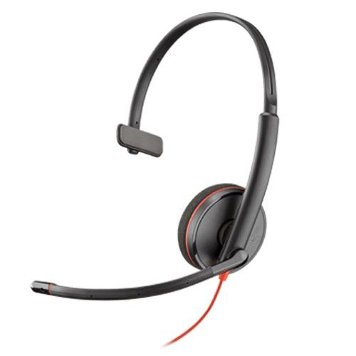 Headset Plantronics Blackwire C3210 - Hope Tech Telecomunicações