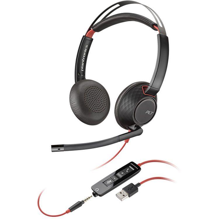 Plantronics Headset Blackwire C5220 USB-A