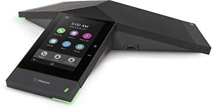 TRIO 8500 CONFERENCIA PHONE POLYCOM SFB WI-FI BLUETOOTH POE. NO PWR KIT. - Hope Tech Telecomunicações