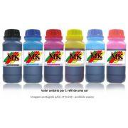 Tinta corante frasco de 250ml exclusiva  p/ todos mod. Impres. Epson tipo Eco Tank
