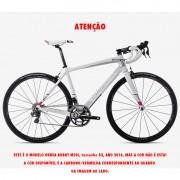 Bicicleta estrada Orbea Avant M20i - Tam 53 - Carbono/Vermelha 2016