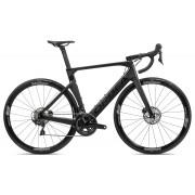 Bicicleta estrada Orbea Orca AERO M20 TEAM Tam 53 Preta - 2021