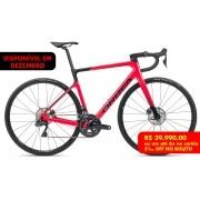Bicicleta estrada Orbea Orca M20i Team, 49, CORAL/PRETA - 2021