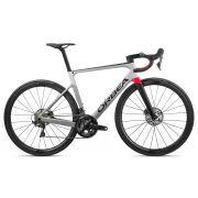 Bicicleta estrada Orbea Orca M20LTD-D Tam 55 Cinza/Verm - 2020