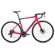 Bicicleta estrada Orbea Orca M21e Team, 53, Coral/Preta - 2021
