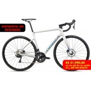 Bicicleta estrada Orbea Orca M30 Tam 49 BRANCA/IRIS - 2021