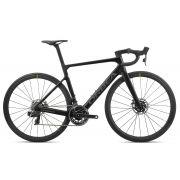Bicicleta estrada Orbea Orca OMX M11eLTD-D Tam 53 Preta - 2020