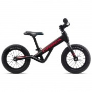 Bicicleta Infantil Orbea GROW 0 Preta/Vermelha