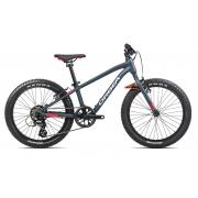 Bicicleta kids Orbea MX 20 DIRT - Azul-Vermelha 2021